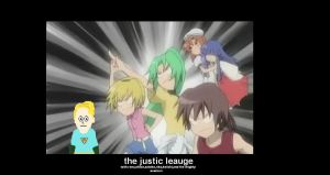the justice leuge by singfried