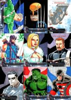 The Winter Soldier set 2 by wardogs101