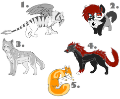 Mixed Adopts 1 by Taylor12323