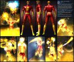 Human Flame Thrower reference sheet by Todogut