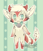 Custom Candy Cutie Child by LizardBat