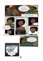 FREE SAILING VILLAINS: BEGINNINGS - Page 5 by loveangelmusic