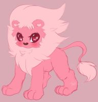 Roaring In Pink by TurquoiseWolfStar7