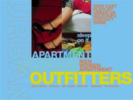 urban outfitters layout VII by palindromenoise