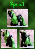 MLP - Spiral CUSTOMISED by ladynaoko