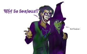 Why So Wicked? by Lady-Liesl
