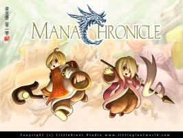 Mana Chronicle by Wenart
