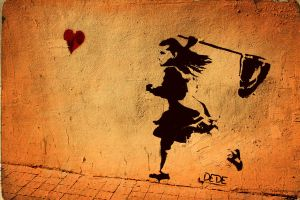 Chasing love... by Klemantina