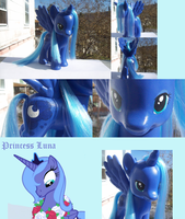 MLP:FiM - Princess Luna custom by reflera