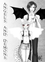 Angels + Demons by Project-Drow