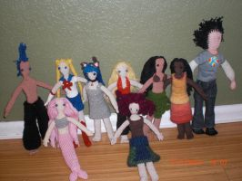 Group of dolls 3 by onlyRa