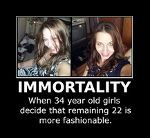 IMMORTALITY by paradigm-shifting