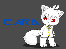 Kitty cat C.A.R.D. by Nomlakie