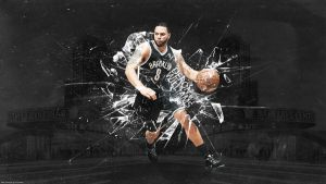 Deron Williams 'Breakout' Wallpaper by rhurst