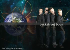 Backstreet Boys by hyposchizzer