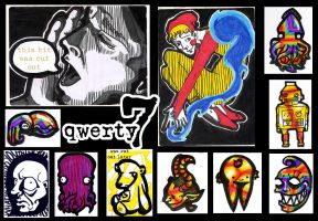 Qwerty7 by 0-Hermit-0