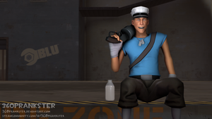 [SFM] TF2 Loadout - Scout (ScootsCanoe) by 360PraNKsTer
