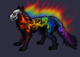Hell hound for sale 1 by firedanceryote