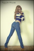 Skintight Jeans by SeraFerron