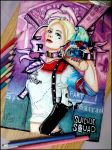 Suicide Squad ~ Harley Quinn by Keith-arts02