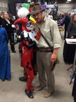 Oh Indy! by SuperSaz