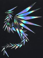 Tangram Dragon II by songgryphon
