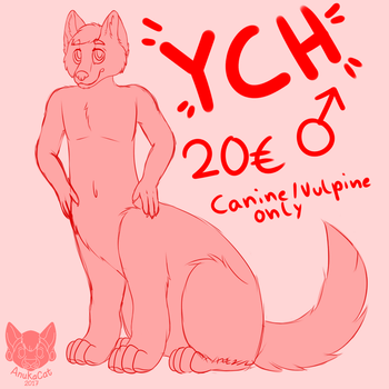 .: Taur YCH :. [OPEN] by AnukaCat