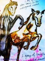 STABLES MARKET (London Sketches) by loveangelmusic