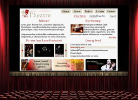 THE Theatre by: alwinred by WebMagic