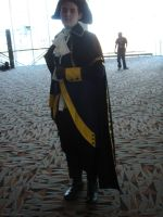 Otakon 2012 George washington by Ho-ohLover