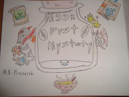 ~Moon Dust Mystery(Present M8) ~Cover! by brendensteel