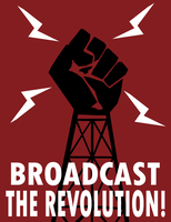 Broadcast the Revolution by Party9999999