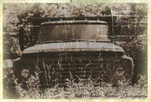 Old Ford OLD FASHION IMAGE by BeautifulNightmare66