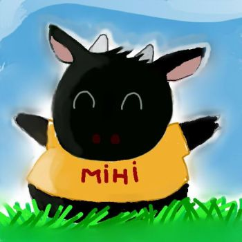 MiHI the Cow by Pcat007