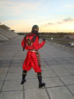Cos: Ermac de Mortal Kombat. by El-Saint