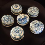 Blue Willow China Macarons by GamerGirl84244