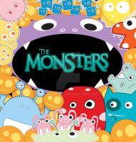 The MonSterS by tunogkulay