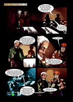 Five Nights at Freddy's : Day and Night page 2 by EyeOfSemicolon