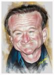 Robin Williams by leemarej