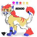 Rosco by Foxy-page