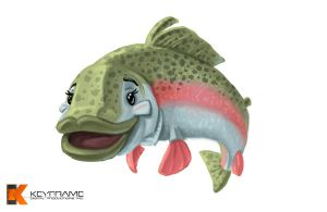 Salmon concept by Terryv83