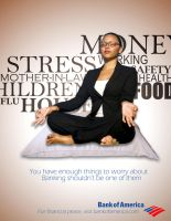 Bank of America - No Stress by cdickerson