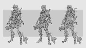 Ripley redesigns by mercikos