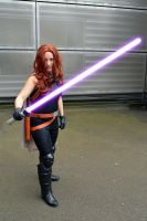 Mara Jade Cosplay at the NSC (1) by masimage