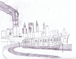 Another 9-11 Drawing... by themariobros45