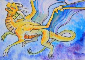 ACEO: Nerielous by Leundra