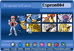 My Friends (Me too) Pokemon Blue team!!! by Espeon804