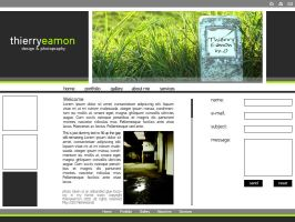 Thierry Eamon Portfolio v 2.0 by thierry-eamon