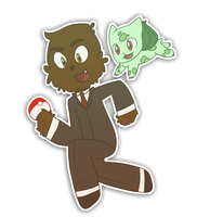 Jerome the Trainer by Sugardapuppy