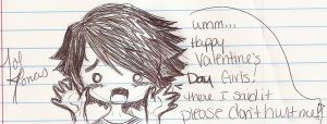 Joe Jonas Valentines by FeedTheBirds